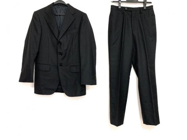 UNITED ARROWS(ユナイテッドアローズ) シングルスーツ サイズ42 L メンズ 黒