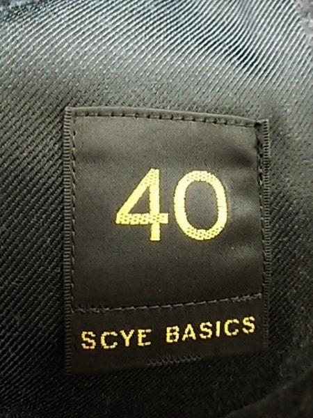 SCYE(サイ) コート レディース ダークグレー 冬物/BASICS
