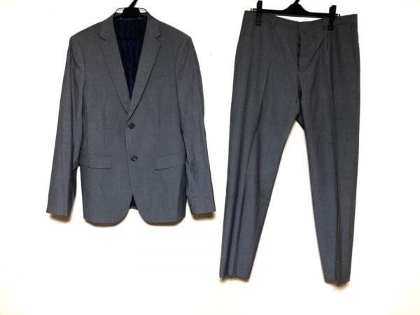 JILSANDER(ジルサンダー) シングルスーツ サイズ48 M メンズ グレー