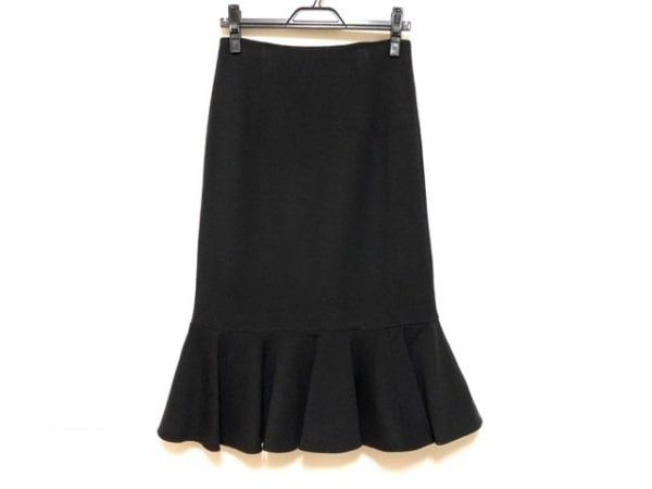 IENA SLOBE(イエナ スローブ) ロングスカート サイズ38 M レディース新品同様  黒