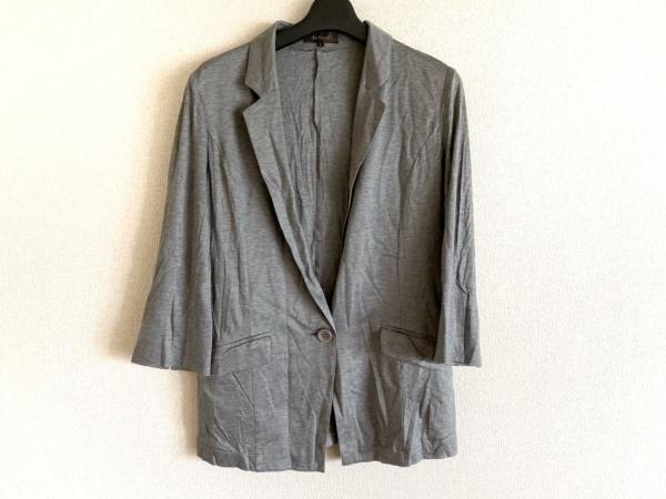 ReFLEcT(リフレクト) ジャケット サイズ9 M レディース美品  グレー