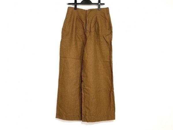 Pallas Palace(パラスパレス) パンツ サイズ3 L レディース ブラウン