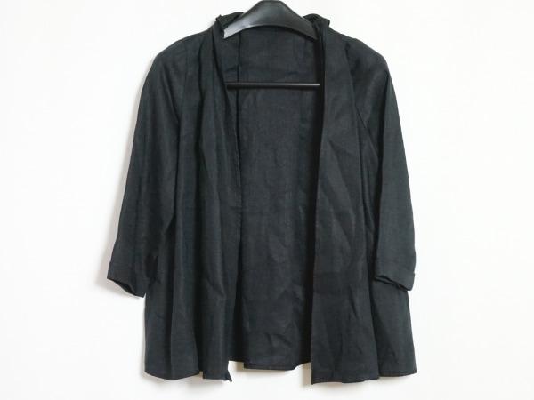 nitca(ニトカ) ジャケット サイズF8 レディース 黒 薄手