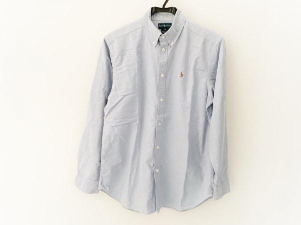 RalphLauren(ラルフローレン) 長袖シャツ サイズ20 メンズ ブルー