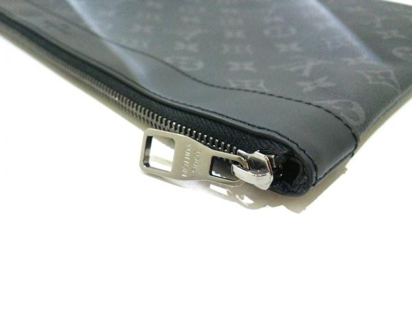 ルイヴィトン クラッチバッグ モノグラムエクリプス(キャンバス)美品  M62291