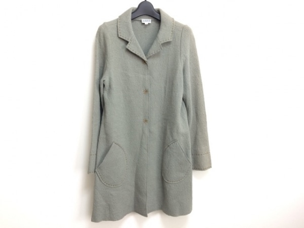 JOCOMOMOLA(ホコモモラ) コート サイズ42 L レディース ダークグリーン 春・秋物