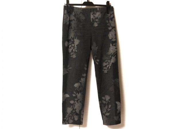 SHIZUKA KOMURO(シズカコムロ) パンツ サイズ42 L レディース グレー×ダークグレー