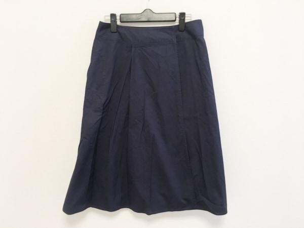 SOFIE D'HOORE(ソフィードール) 巻きスカート サイズ34 S レディース ダークネイビー