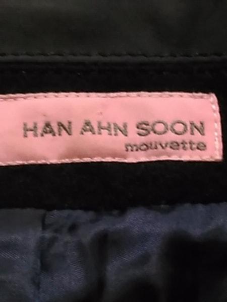 HAN AHN SOON(ハンアンスン) ジャケット サイズ38 M レディース ネイビー