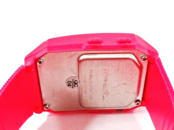 niko and...(ニコアンド) 腕時計美品  - レディース ピンク