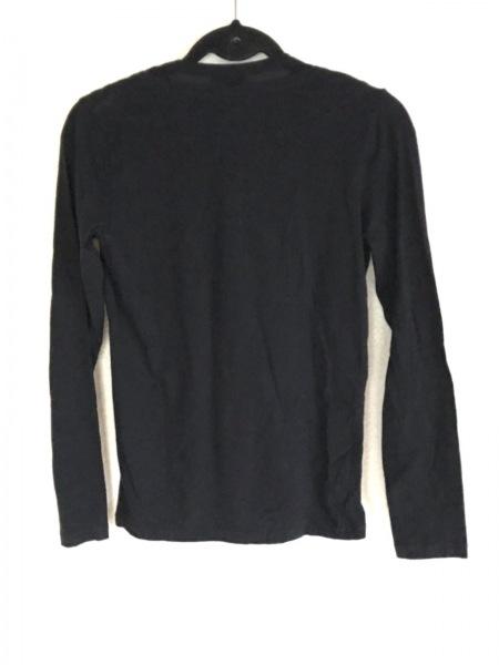 d.k.f(ディーケーエフ) 長袖カットソー サイズ46 XL メンズ 黒
