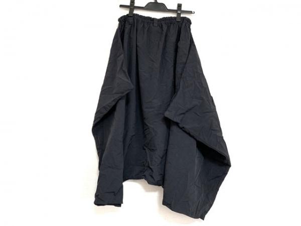 萌/MOYURU(モユル) パンツ サイズM-L レディース 黒
