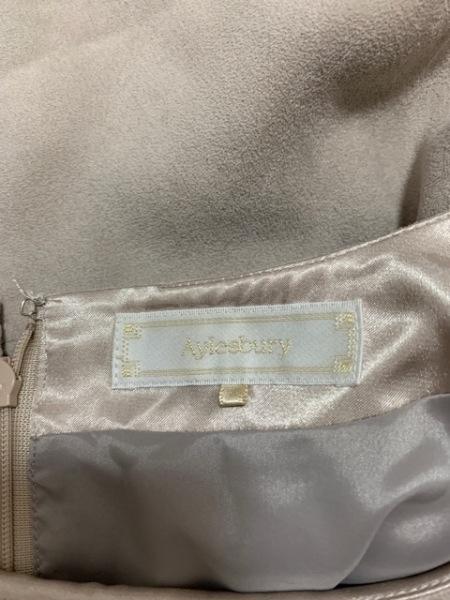 アリスバーリー ワンピース サイズL レディース美品  ライトグレーベージュ