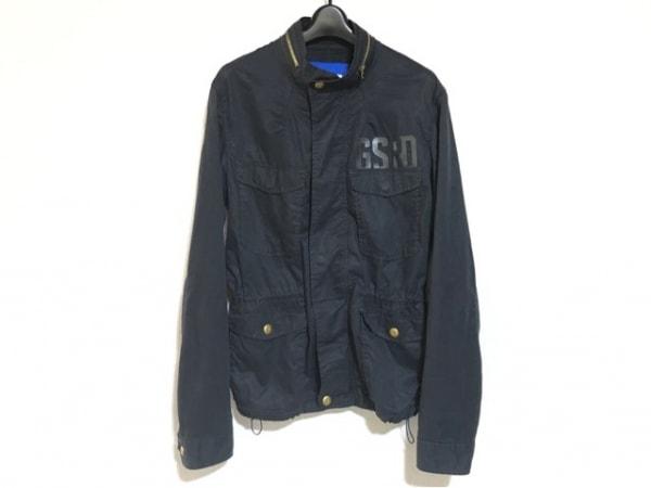 G-STAR RAW(ジースターロゥ) コート サイズM メンズ - - 黒 長袖/春/秋
