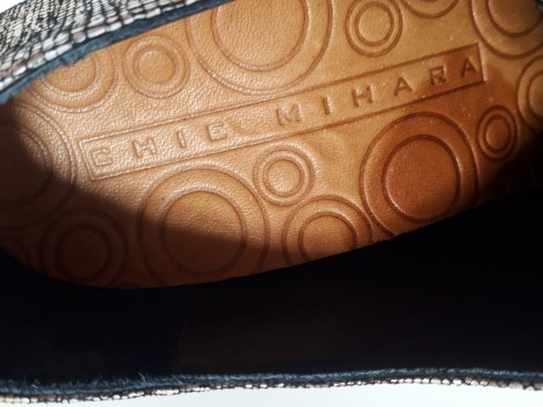 CHIE MIHARA(チエミハラ) パンプス 37 レディース美品  シルバー レザー