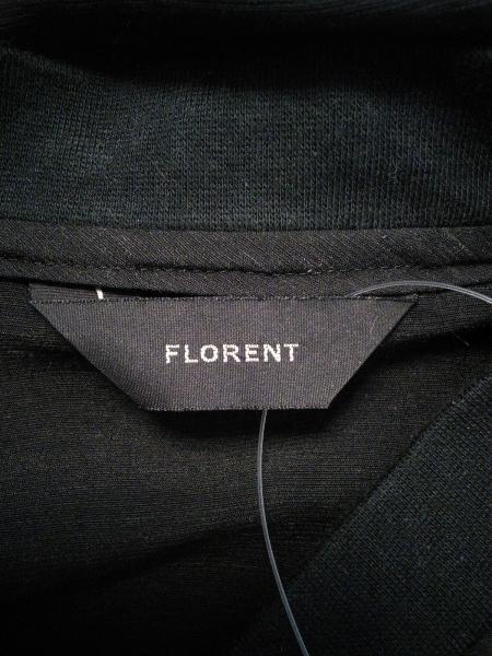 FLORENT(フローレント) ブルゾン レディース 黒 シースルー