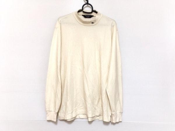 Munsingwear(マンシングウェア) 長袖カットソー サイズM レディース アイボリー