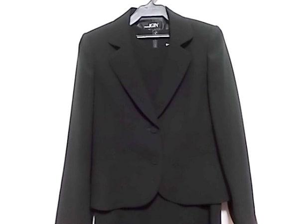 TOKYOIGIN(トウキョウイギン) ワンピーススーツ サイズ11AR M レディース 黒 リボン