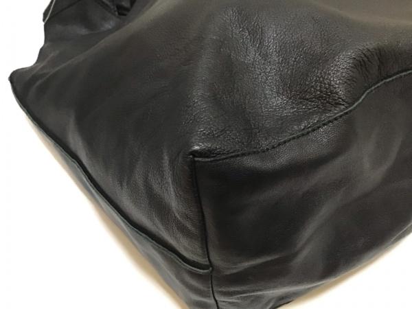 SEASIDE FREERIDE(シーサイドフリーライド) トートバッグ 黒 レザー