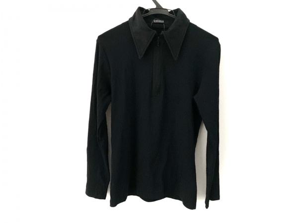 5351 PourLesHomme(5351プールオム) 長袖ポロシャツ メンズ美品  黒