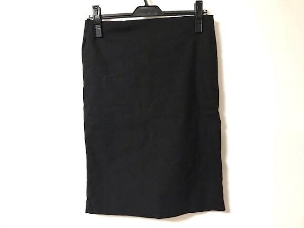 ACNE STUDIOS(アクネ ストゥディオズ) スカート サイズ34 S レディース美品  黒