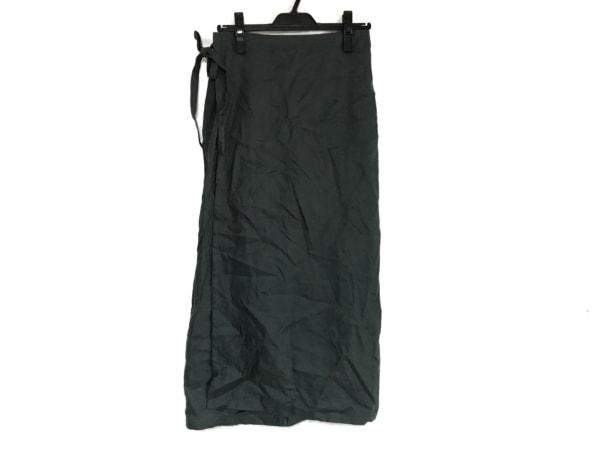 SOU・SOU(ソウソウ) ロングスカート サイズL レディース美品  ダークグリーン