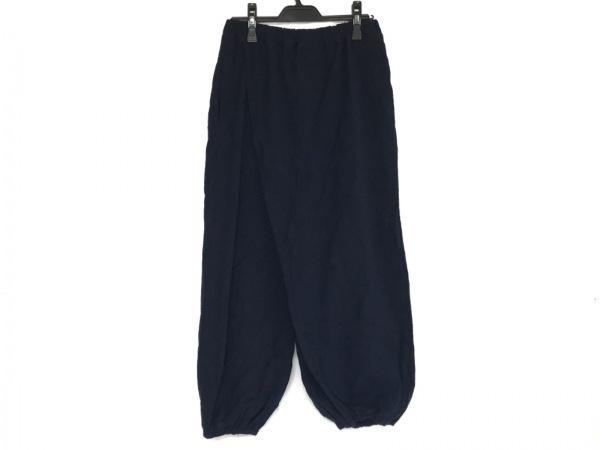 SOU・SOU(ソウソウ) パンツ サイズM レディース美品  ネイビー