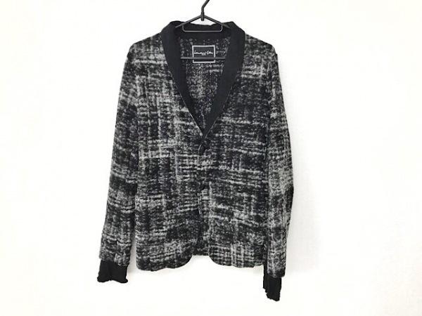 インターナショナルギャラリービームス ジャケット サイズM レディース美品  黒×白