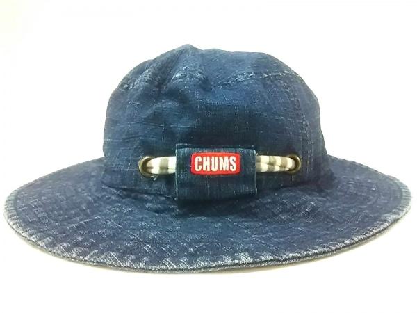 CHUMS(チャムス) ハット ネイビー デニム