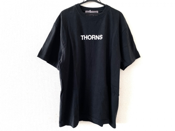 Honey mi Honey(ハニーミーハニー) 半袖Tシャツ レディース美品  黒×白
