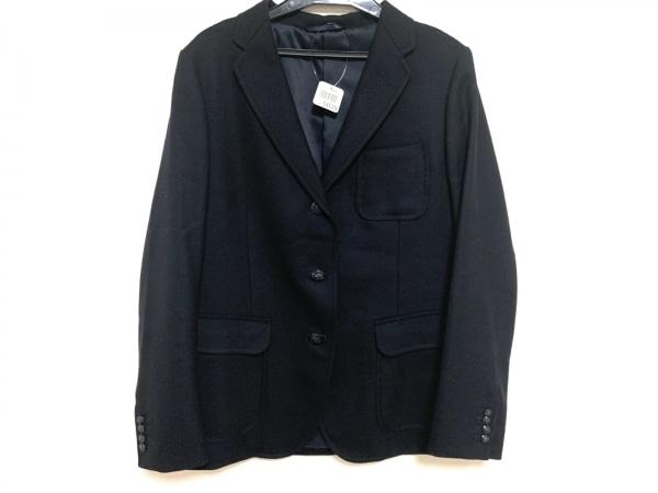 パーリーゲイツ ジャケット サイズ0 XS レディース美品  - - ネイビー 長袖