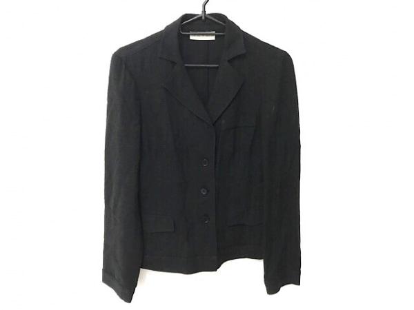 EMPORIOARMANI(エンポリオアルマーニ) ジャケット サイズ38 S レディース 黒