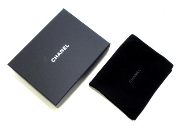CHANEL(シャネル) コインケース美品  - - 黒 レザー