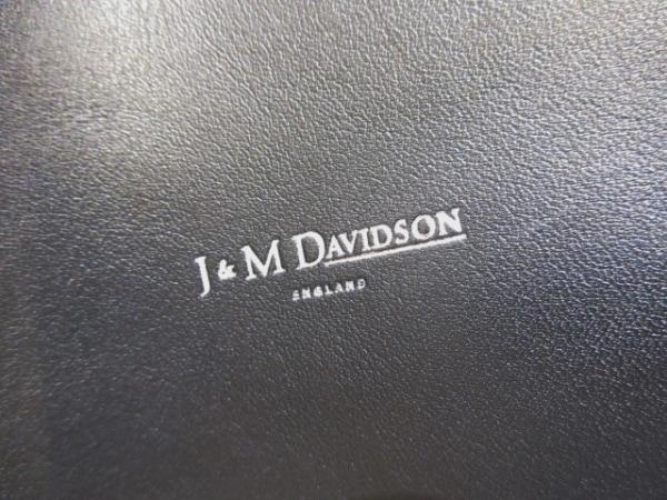 ジェイ&エムデヴィッドソン トートバッグ アイリスS ウィズスタッズ 黒 スタッズ/3WAY