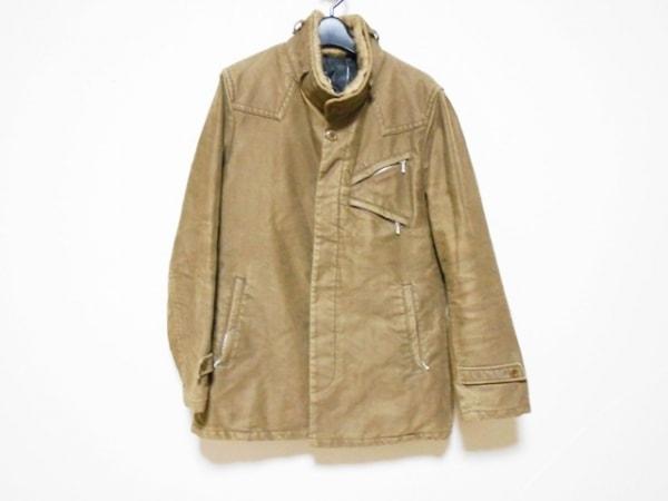 ABAHOUSE(アバハウス) コート サイズ3 L メンズ美品  ブラウン