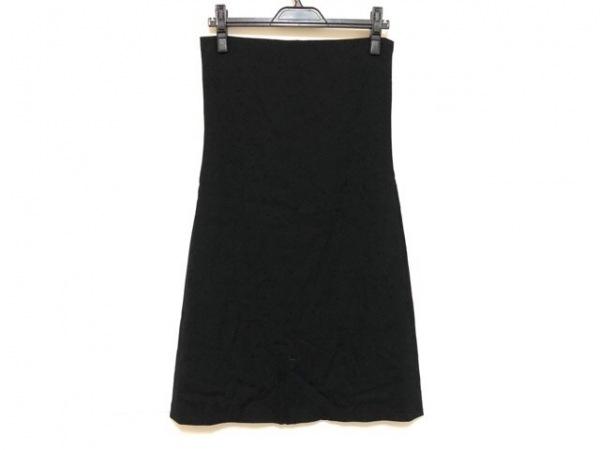 JeanPaulGAULTIER(ゴルチエ) スカート サイズ40 M レディース美品  黒 FEMME