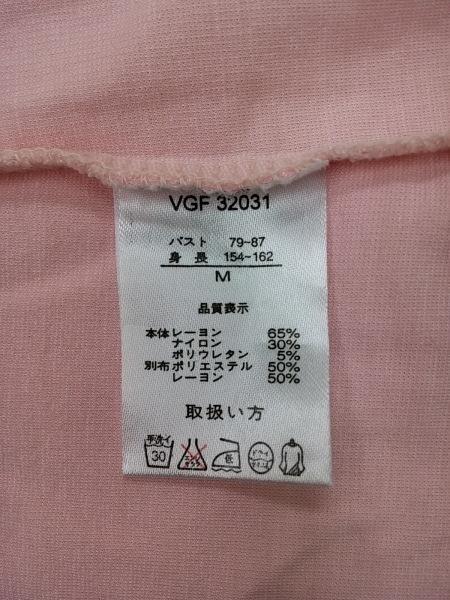 Tiaclasse(ティアクラッセ) 半袖Tシャツ サイズM レディース ピンク 花柄