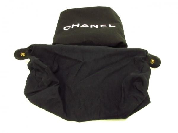 CHANEL(シャネル) トートバッグ エグゼクティブライン A67282 黒 ゴールド金具