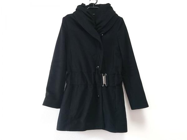 PATRIZIA PEPE(パトリツィアペペ) コート サイズ40 M レディース 黒 冬物