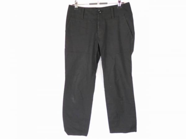 yohjiyamamoto(ヨウジヤマモト) パンツ サイズ1 S レディース美品  黒 +NOIR
