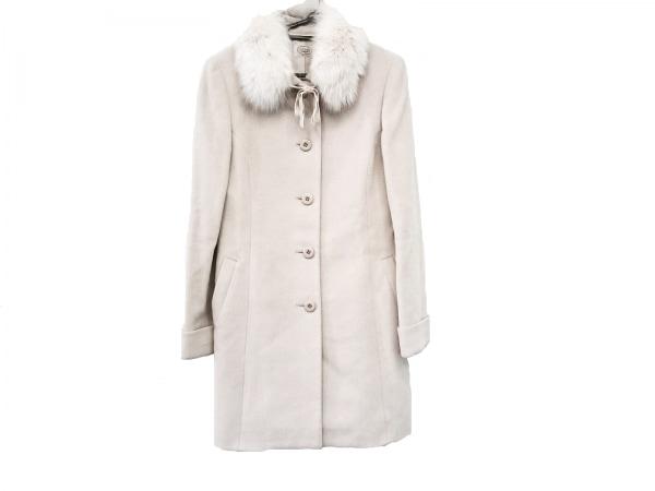 アリスバーリー コート サイズ9 M レディース新品同様  - - ベージュ 長袖/冬