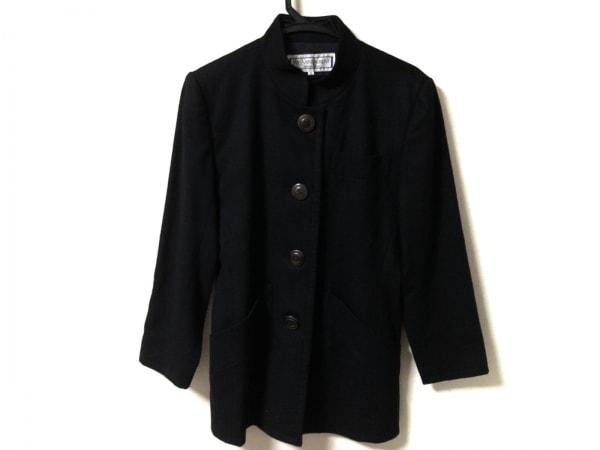 YvesSaintLaurent(イヴサンローラン) ジャケット サイズS レディース美品  黒