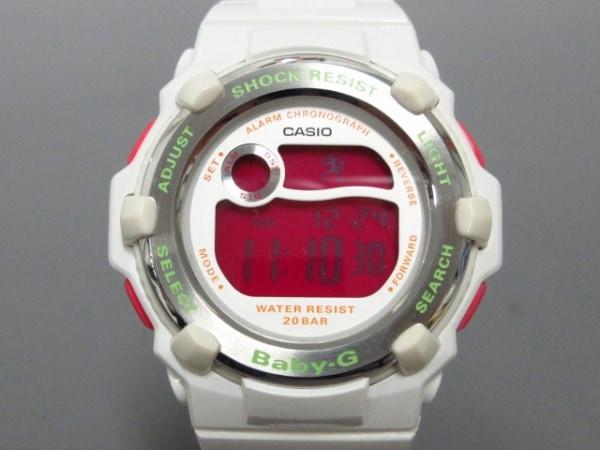 CASIO(カシオ) 腕時計 Baby-G BG-3000A レディース ボルドー