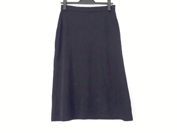 CalvinKlein(カルバンクライン) スカート サイズM レディース美品  黒