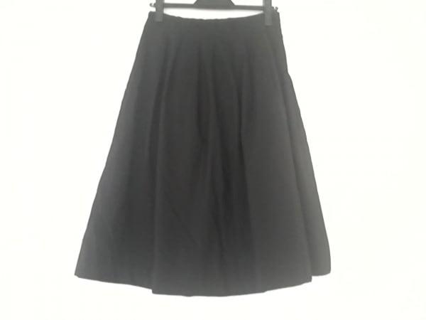 CalvinKlein(カルバンクライン) スカート サイズ4 XL レディース美品  黒