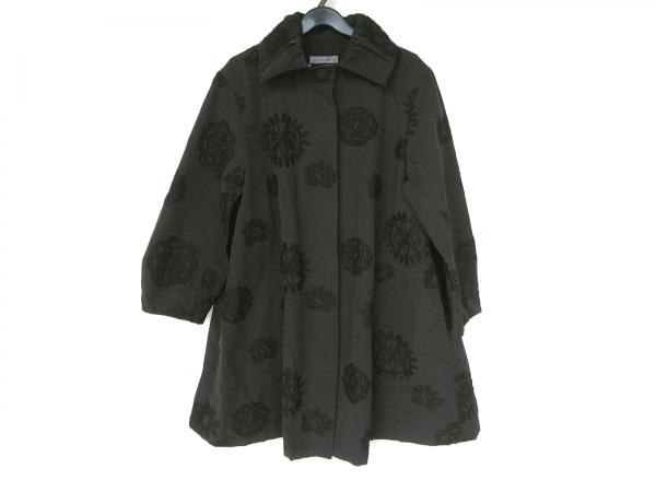 TOKUKO 1er VOL(トクコ・プルミエヴォル) コート サイズ9 M レディース 黒 春・秋物