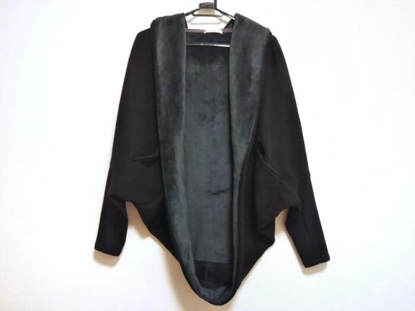 MARECHAL TERRE(マルシャル・テル) コート サイズ2 M レディース美品  黒 冬物