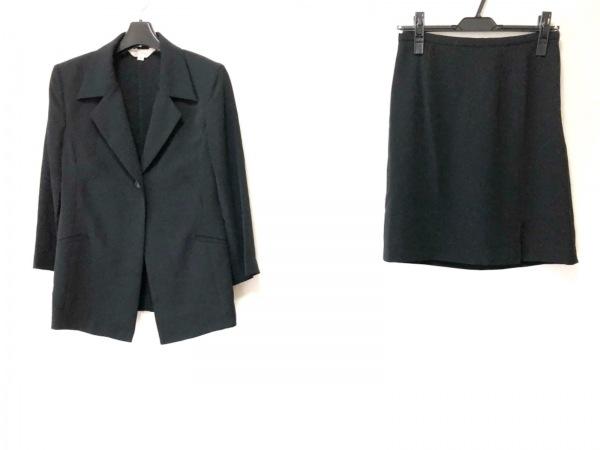 MICHELKLEIN(ミッシェルクラン) スカートスーツ サイズ38 M レディース 黒