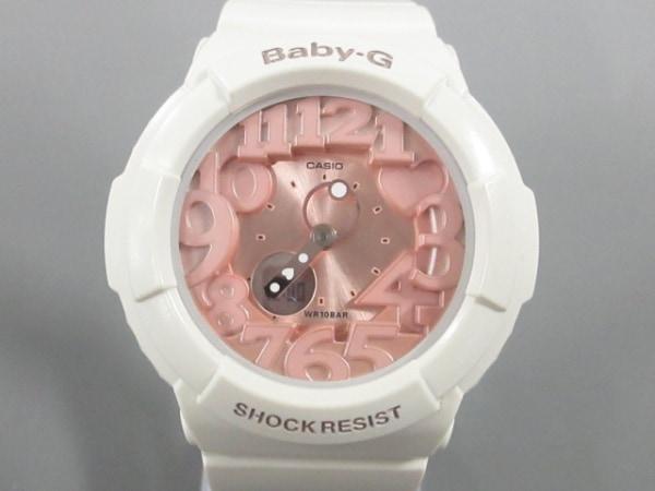 CASIO(カシオ) 腕時計 BGA-131 レディース ピンク