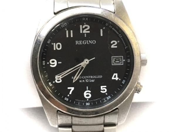 REGUNO(レグノ) 腕時計 - メンズ 黒